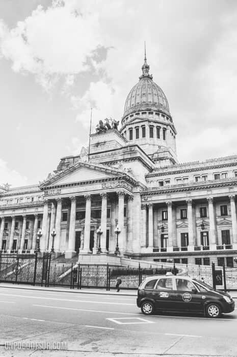 Buenos Aires mochileros