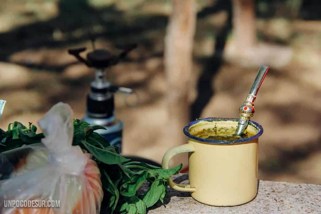 Camping mendoza