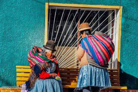 Cholitas Bolivia