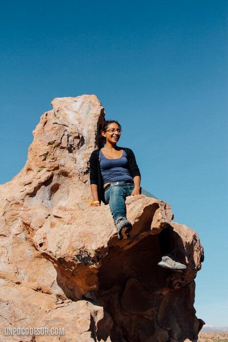 Valle de las rocas Uyuni