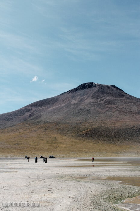 Reserva natural andina