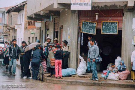 Mizque Bolivia
