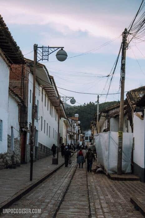 Cuzco Mochileros