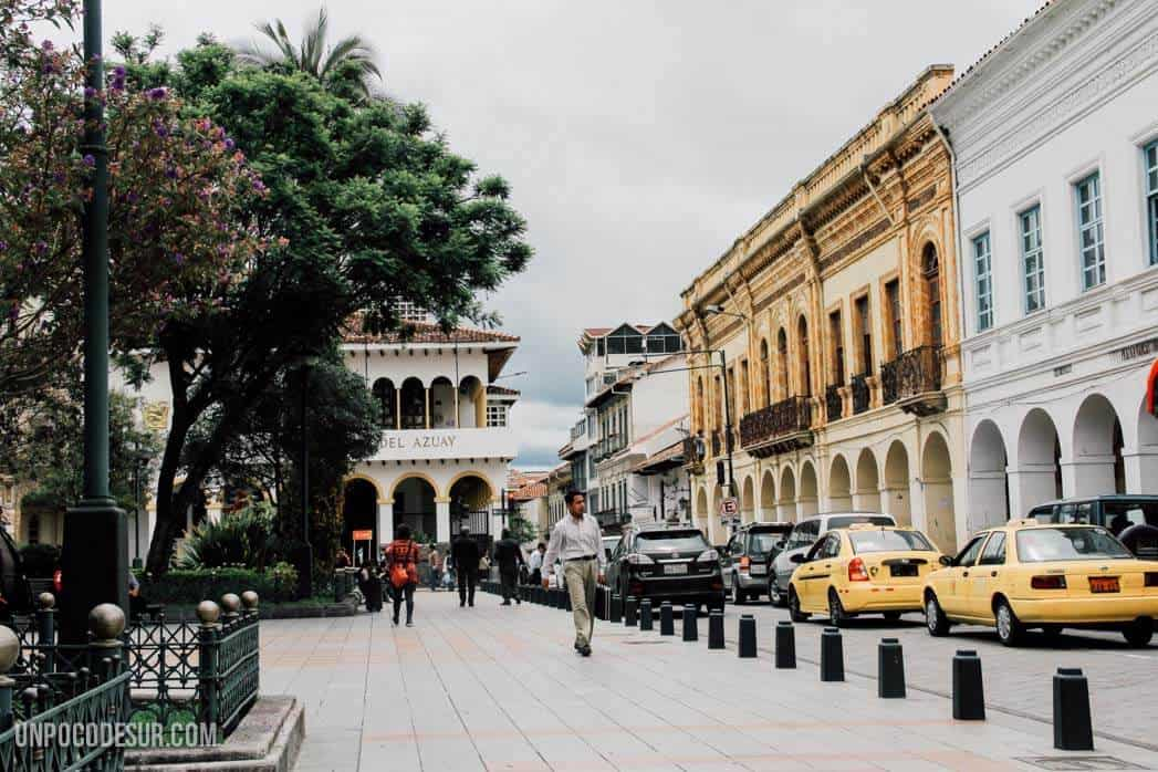 Cuenca Mochileros