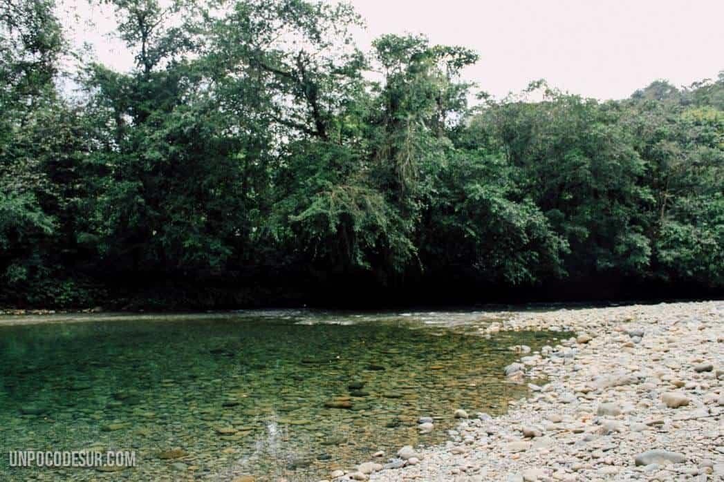 San cipriano cascadas