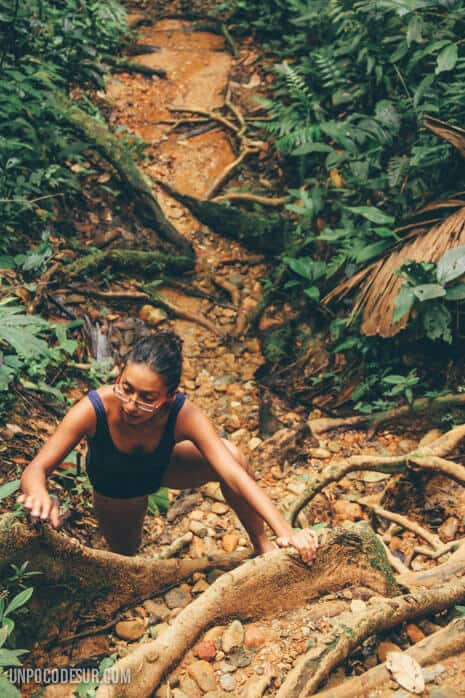 Backpackers San cipriano