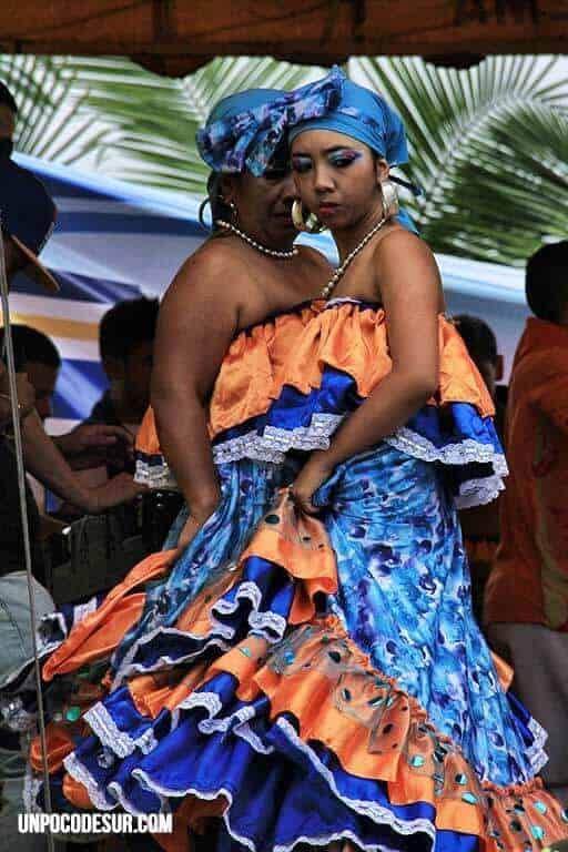 Danza en Popayan