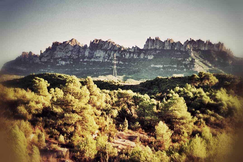 Montaña Montserrat
