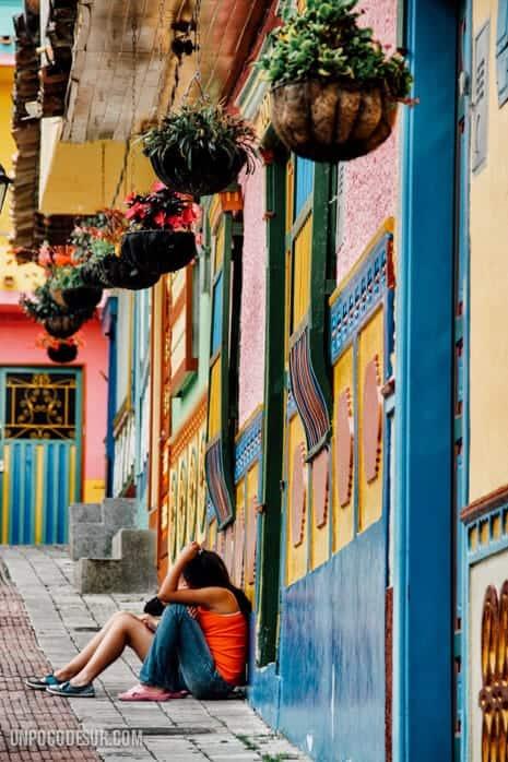Travel to guatape