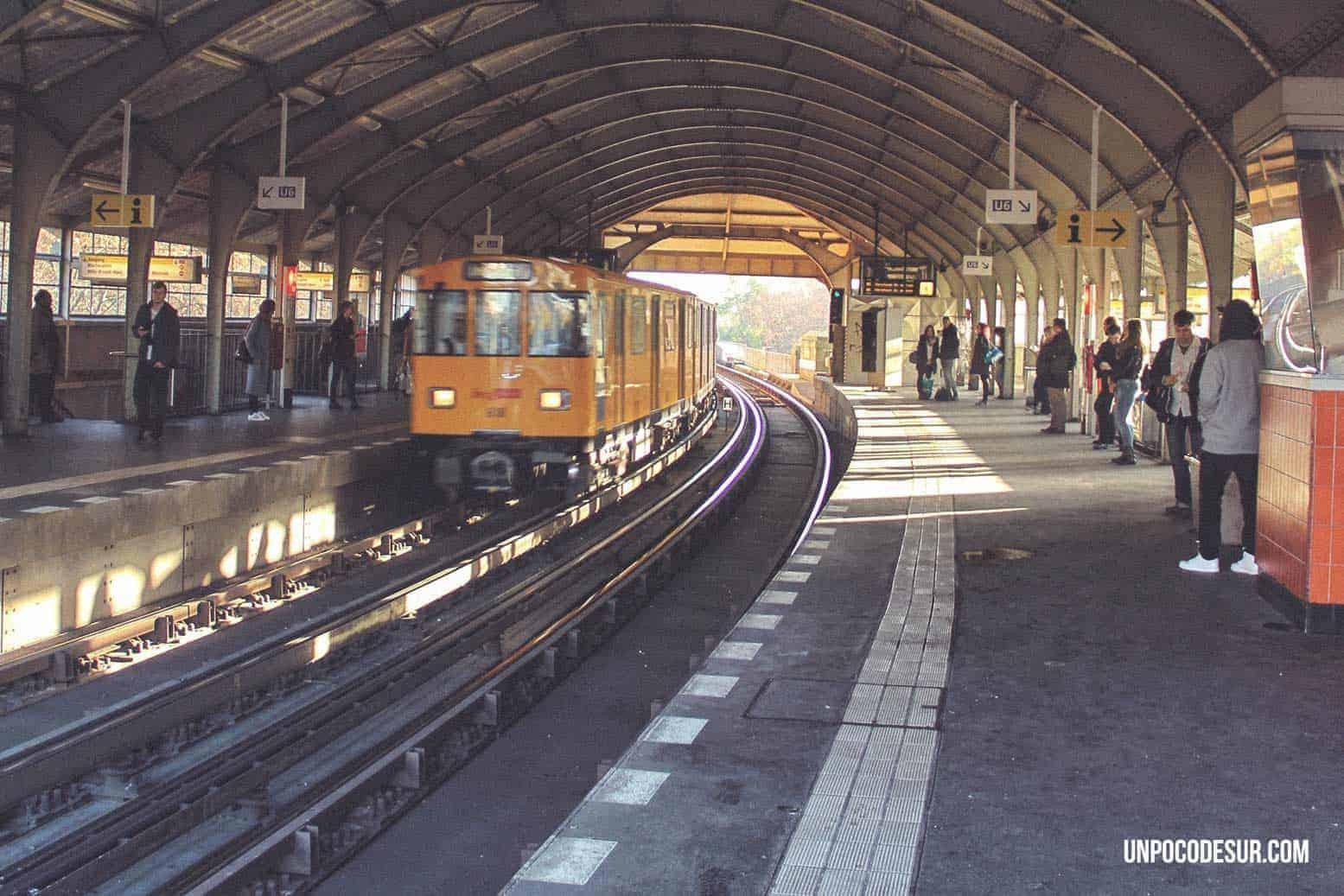 ubahn Berlin