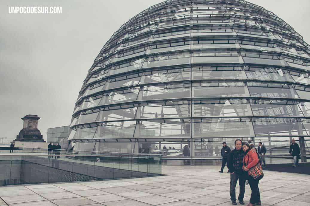 Reichstag Parlamento alemán