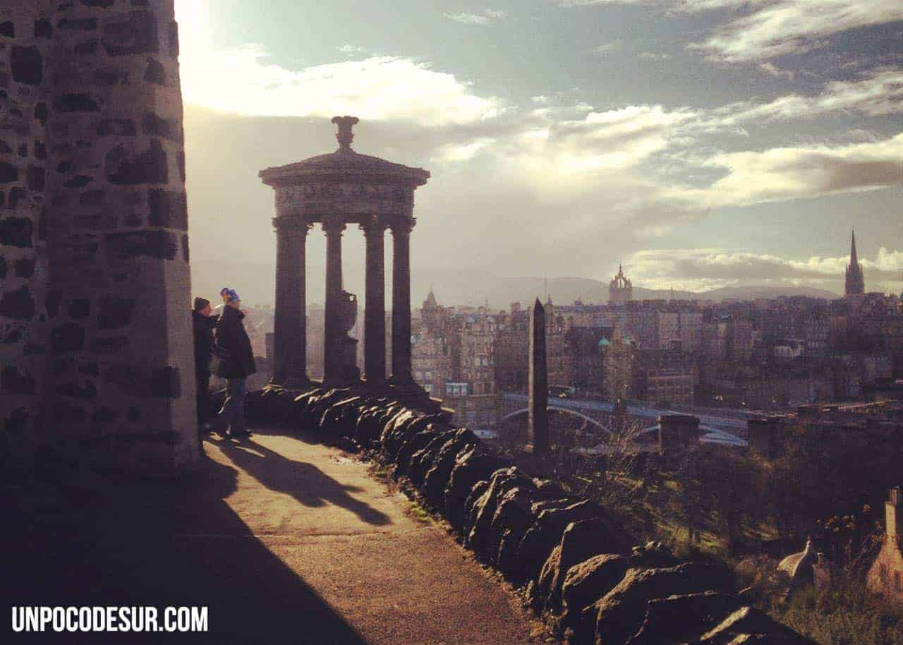 Calton Hill, Edinburgh