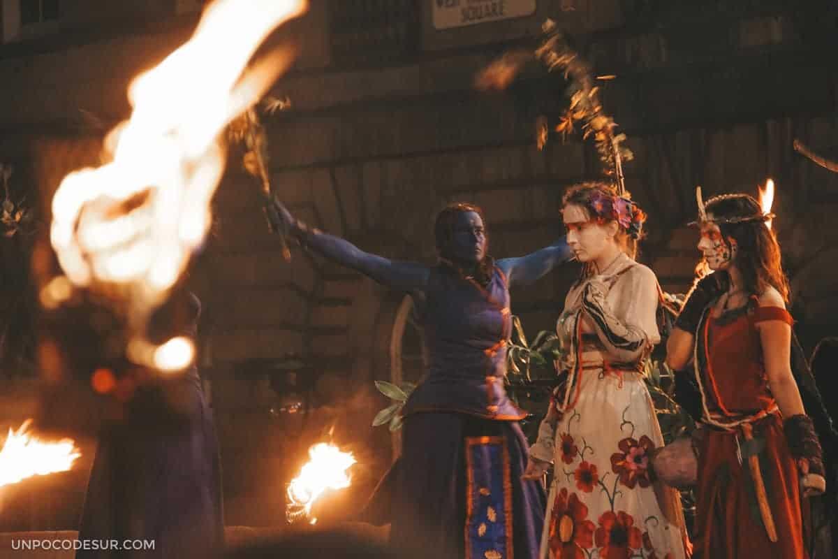 Samhuinn Fire festival