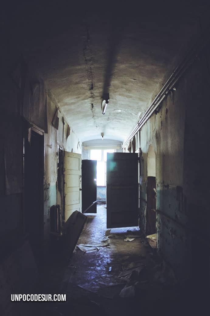Vogelsang pueblo abandonado Berlin
