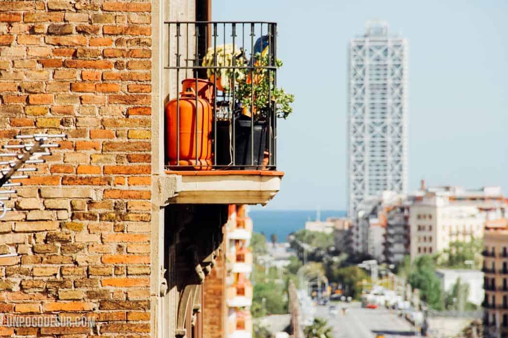 Barcelona Puerto olimpico
