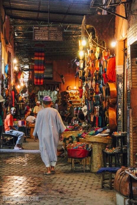 Mercados Marrakesh