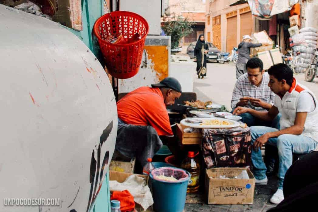 Mochileros Marrakesh