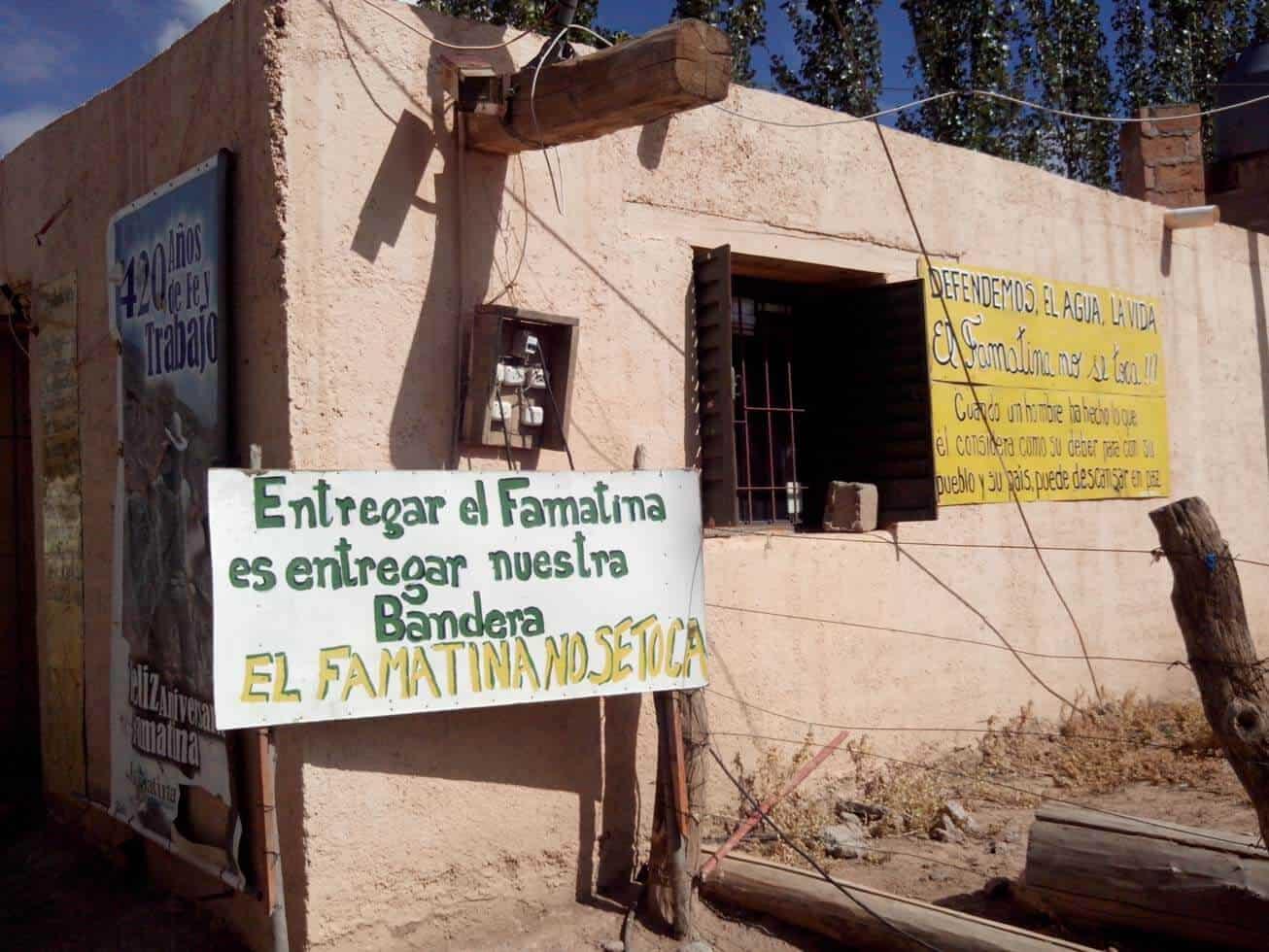 Pueblos de Argentina - Famatima