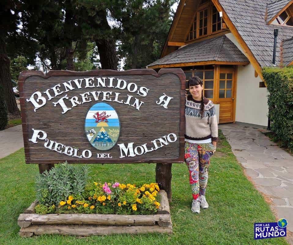 Pueblos de Argentina - Trevelín