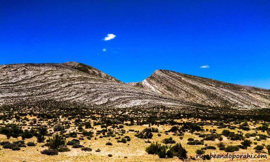 Pueblos de Argentina Cerro siete hermanos