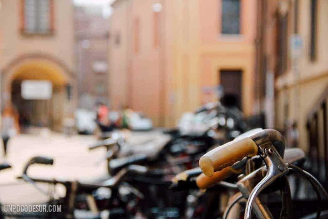 Bolonia bicicletas