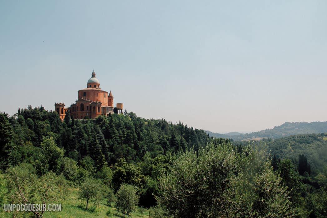 Santuario San luca bolonia