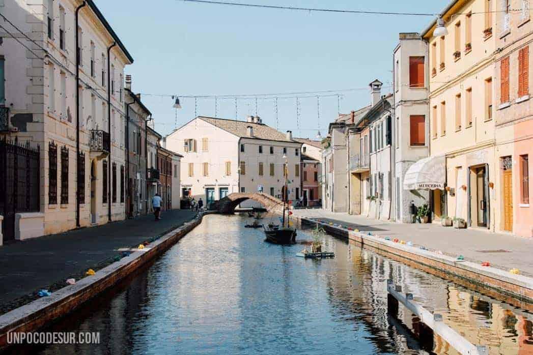 Canales Comacchio