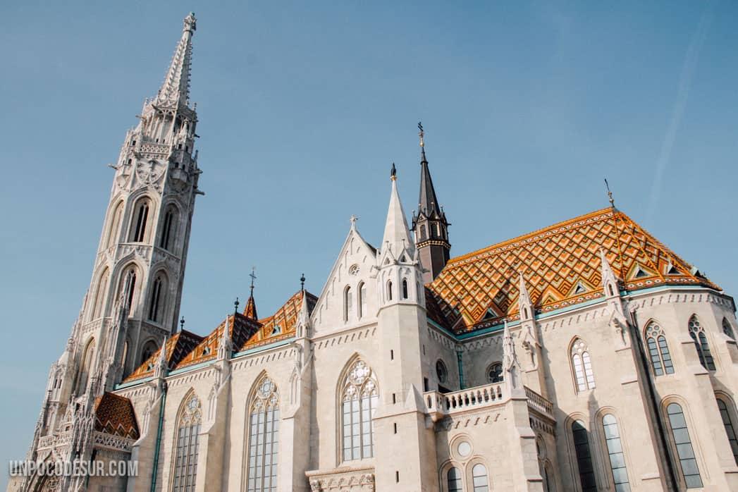 La iglesia de San Matias Budapest