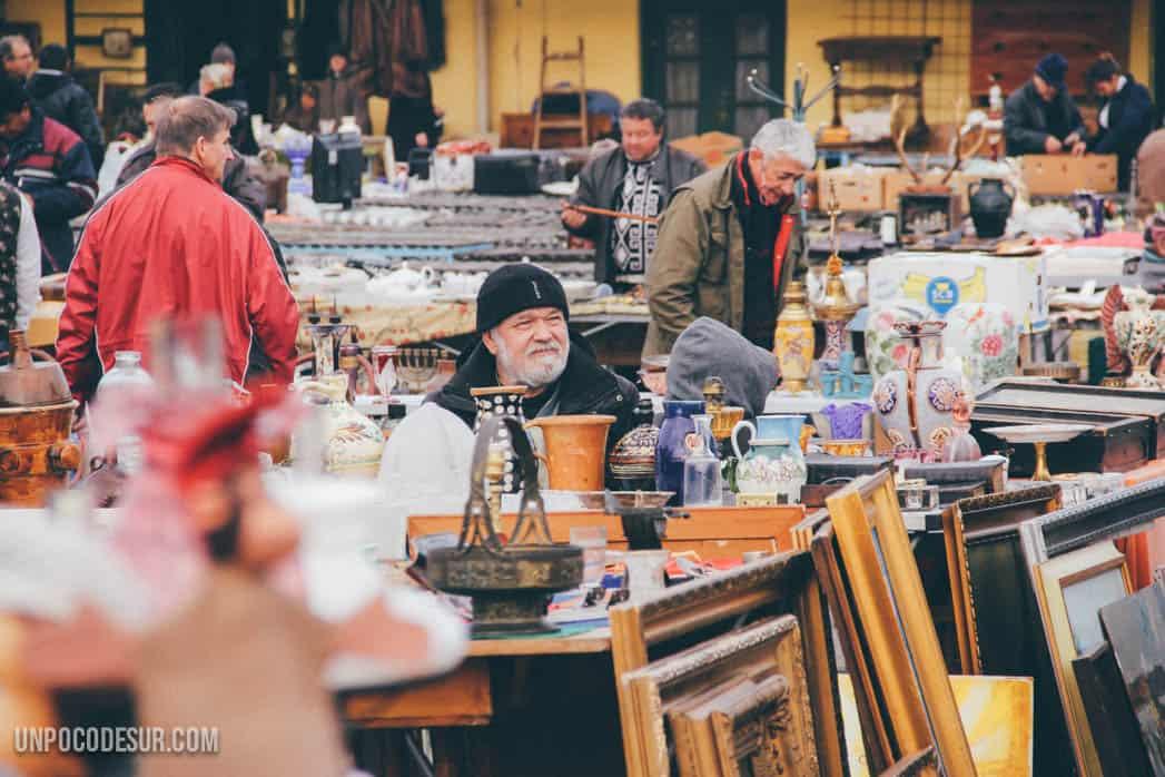 Mercado de Ecseri Budapest