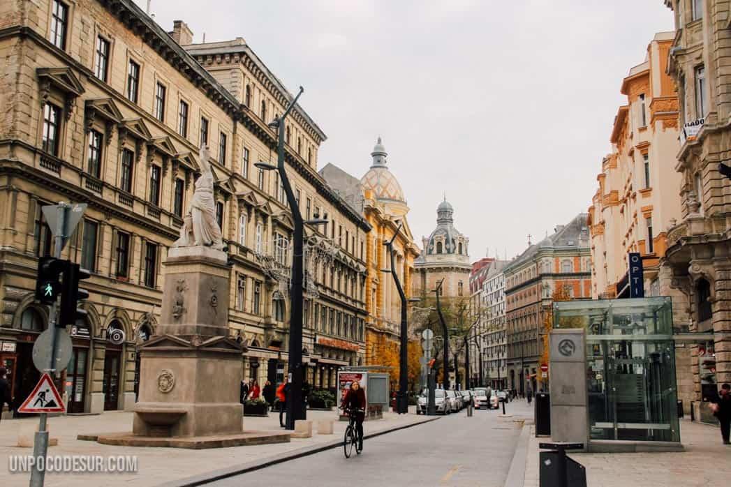 un día en Budapest