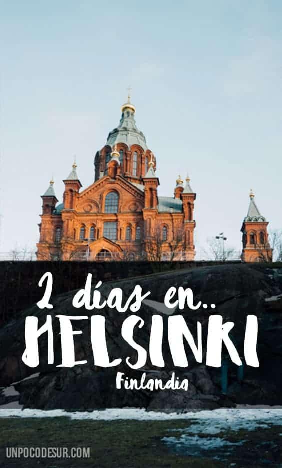 Que ver en helsinki en dos días
