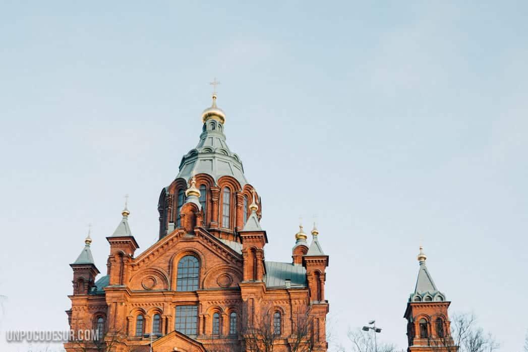 la catedral roja helsinki
