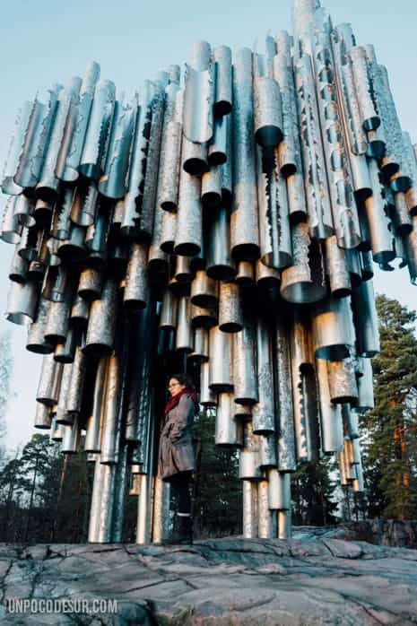 Monumento Silbelus Helsinki