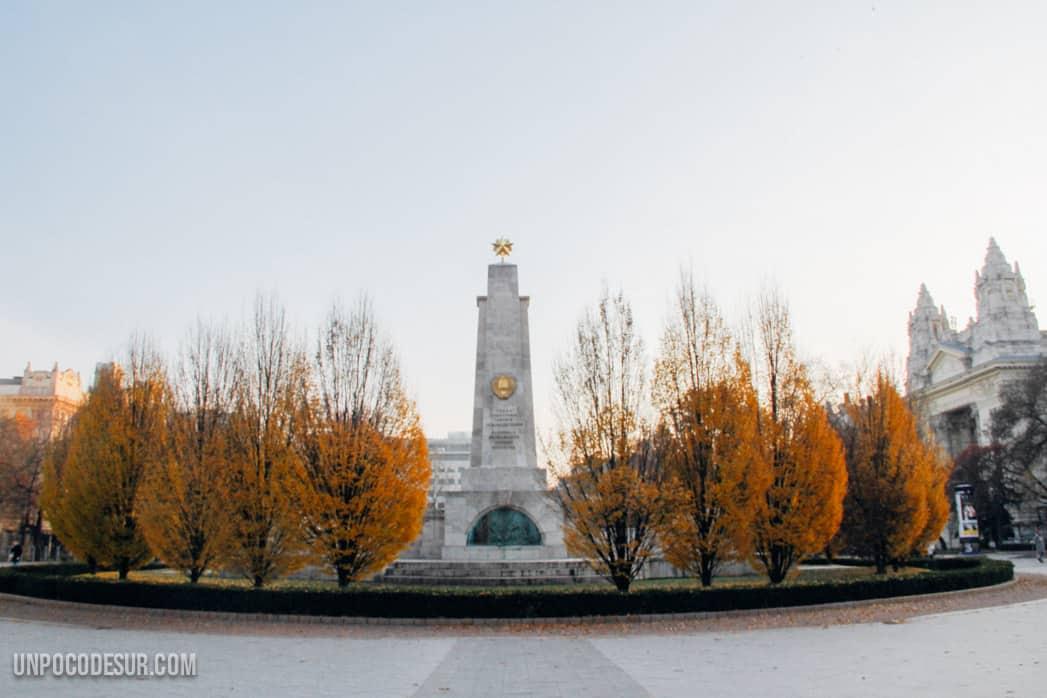 Monumento soviético de Budapest