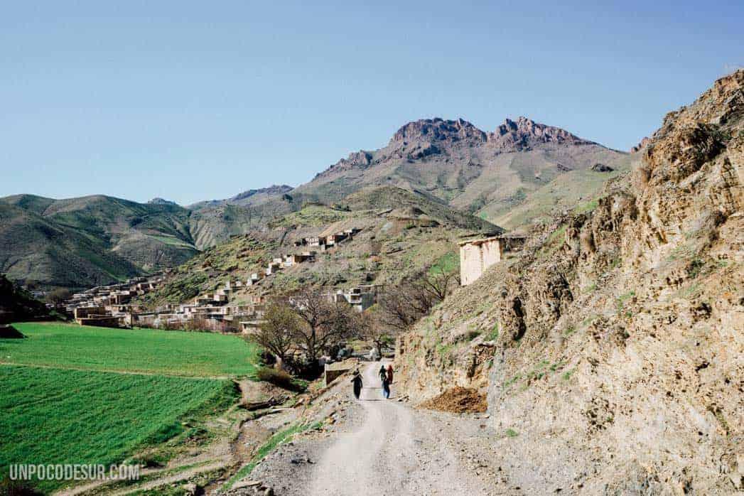 Avihang, Iran