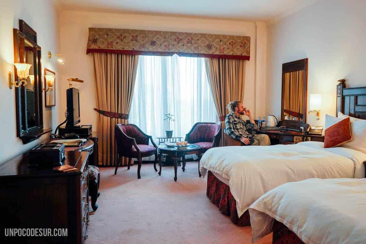 Serena Hotels islamabad
