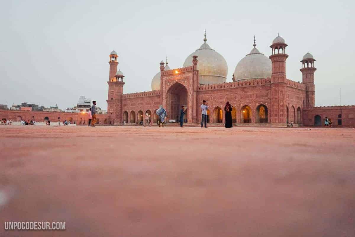 Mochileros en Lahore, Backpackers in Lahore