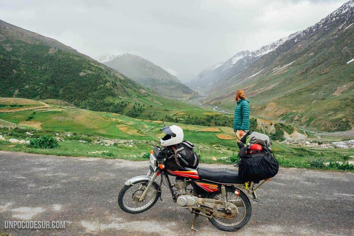 comprar una moto en pakistán