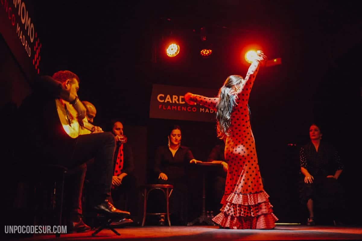 Cardamomo Flamenco Madrid
