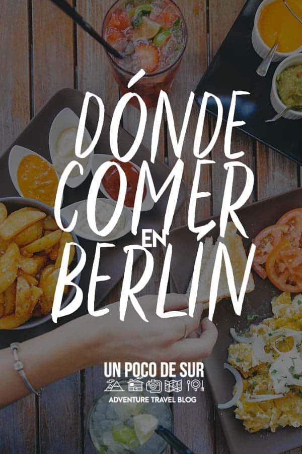 Dónde comer en Berlín