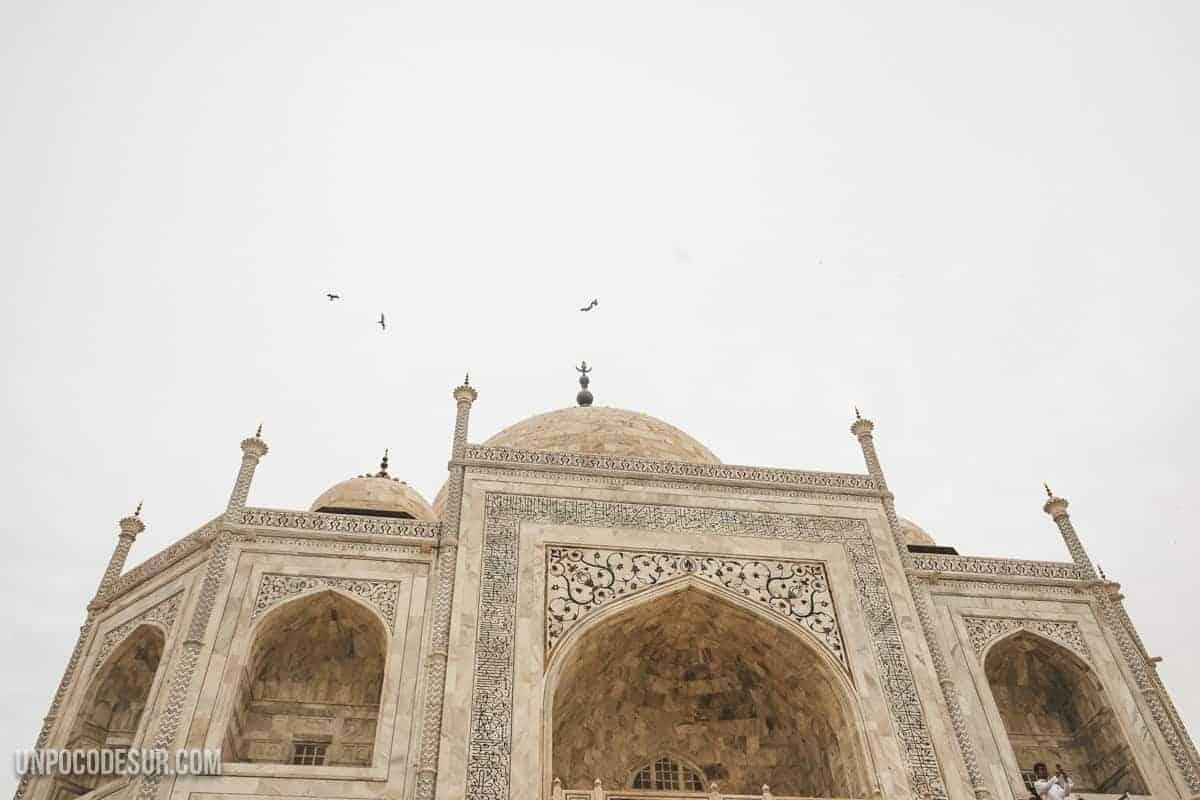 Taj Mahal un poco de sur