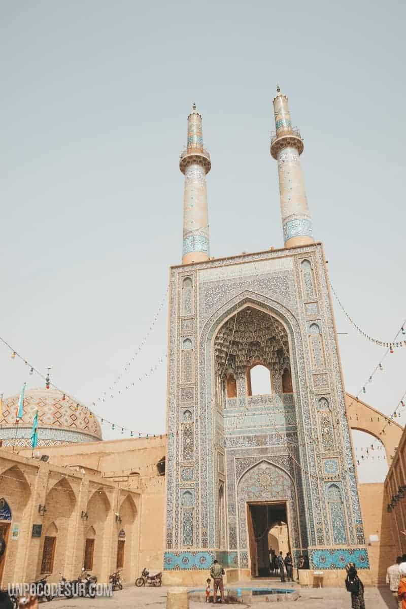 masjed-e jāmeh-e Yazd
