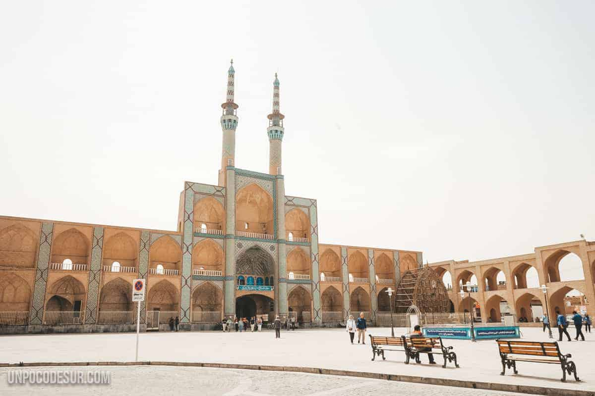 Yazd Irán