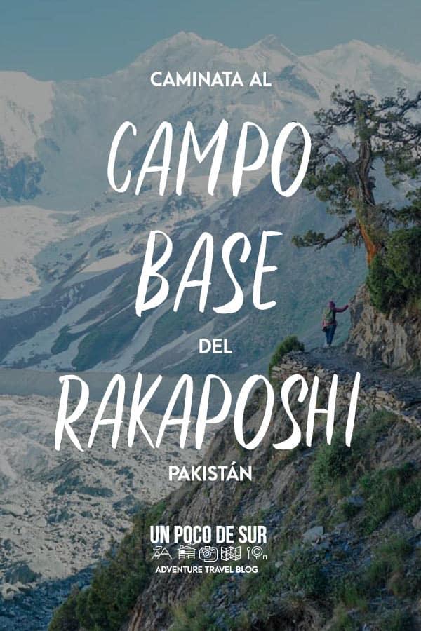 Campo base del Rakaposhi