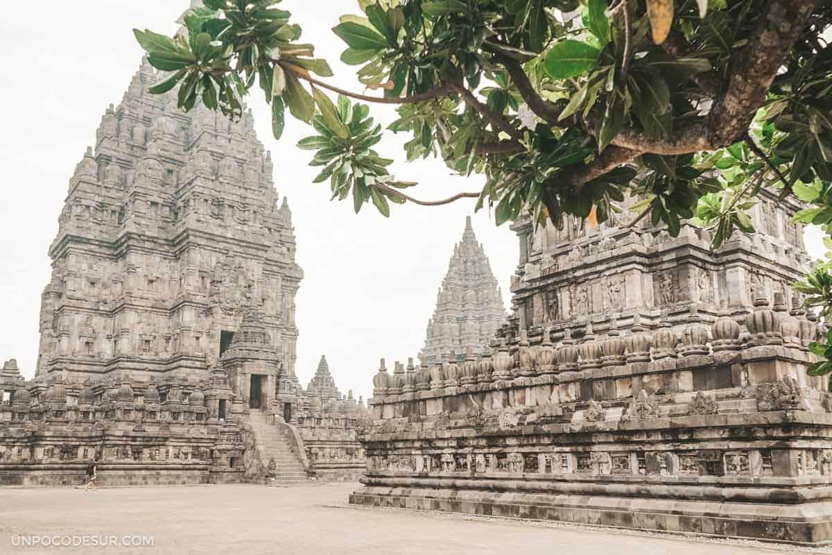 Templo Prambanan Yogyakarta