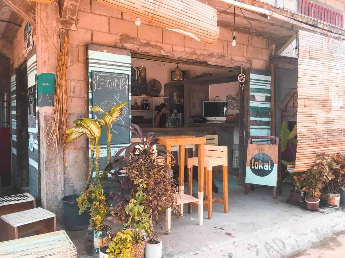 Dónde comer en Siargao