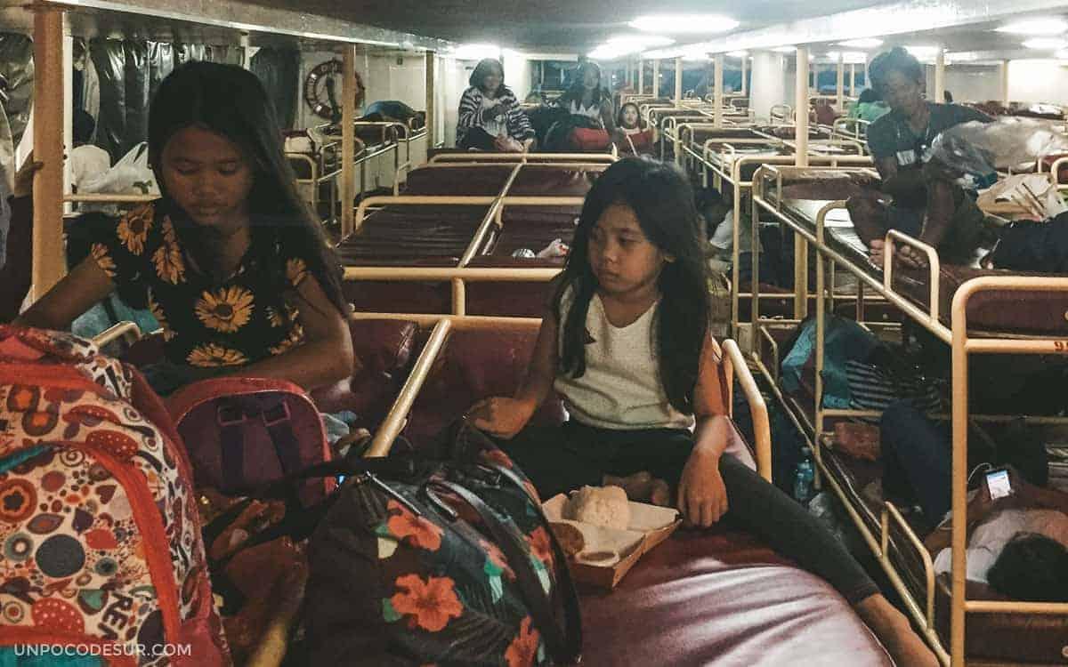 Ferry Cebu - Larena