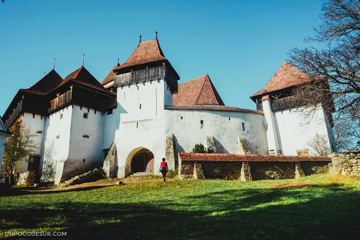 Viscri Rumania