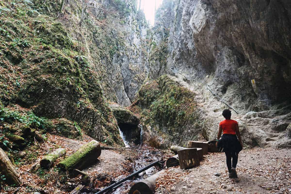 seven ladder canyon